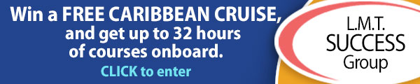LMT Sucess Group Cruise Giveaway ad