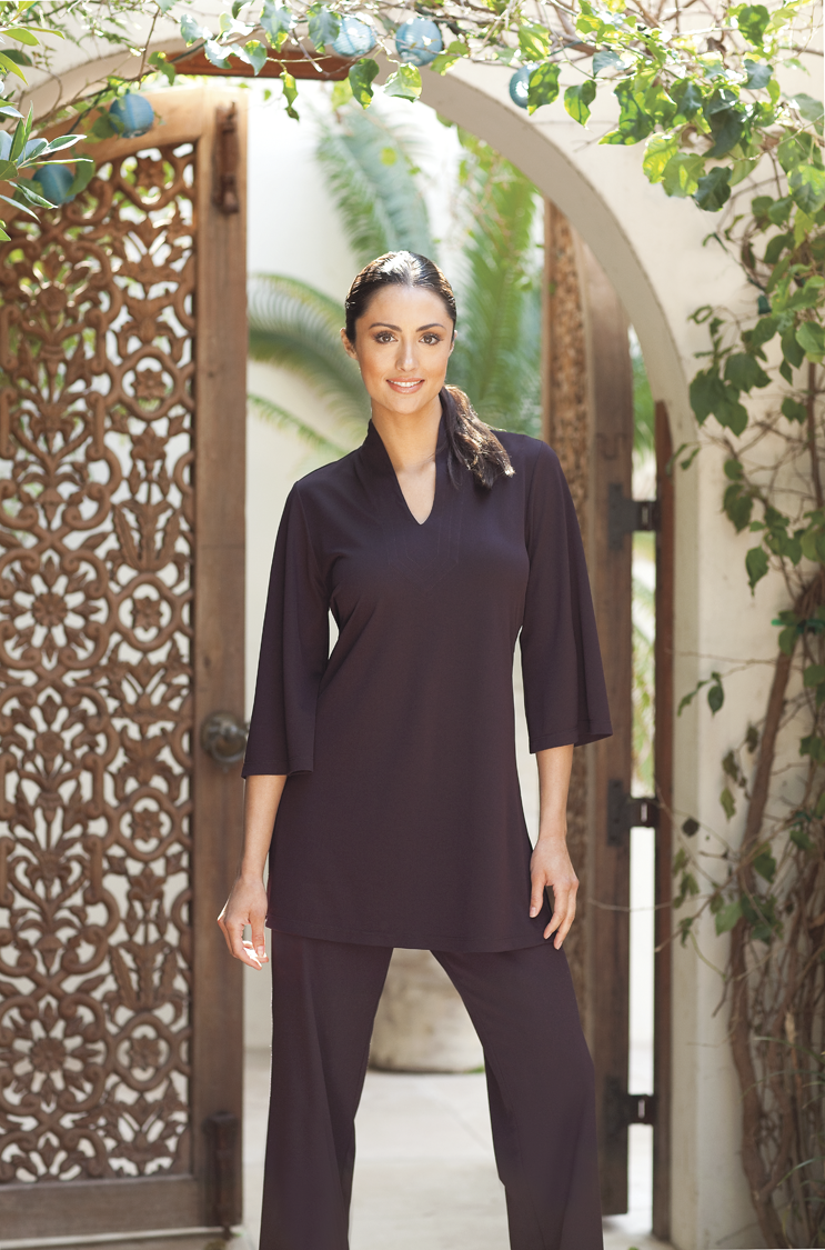 New spa collection from uniform apparel leader barco for Spa uniform fashion