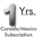 MASSAGE Magazine Canada/Mexico One Year Student Subscription