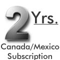 MASSAGE Magazine Canada/Mexico Two Year Student Subscription