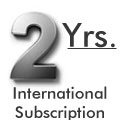 MASSAGE Magazine International Two Year Student Subscription