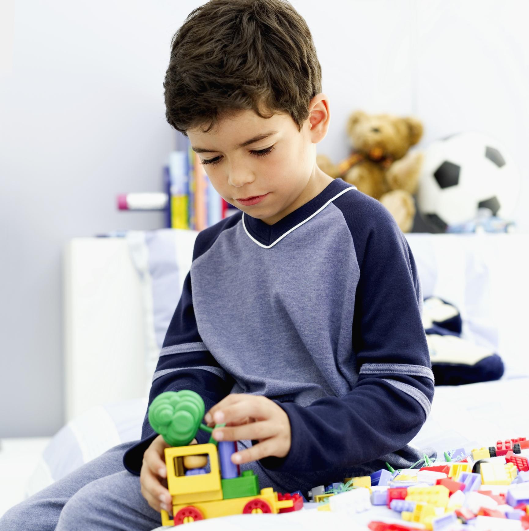 Qigong Massage Reduces Tactile Impairment in Autistic Children ...