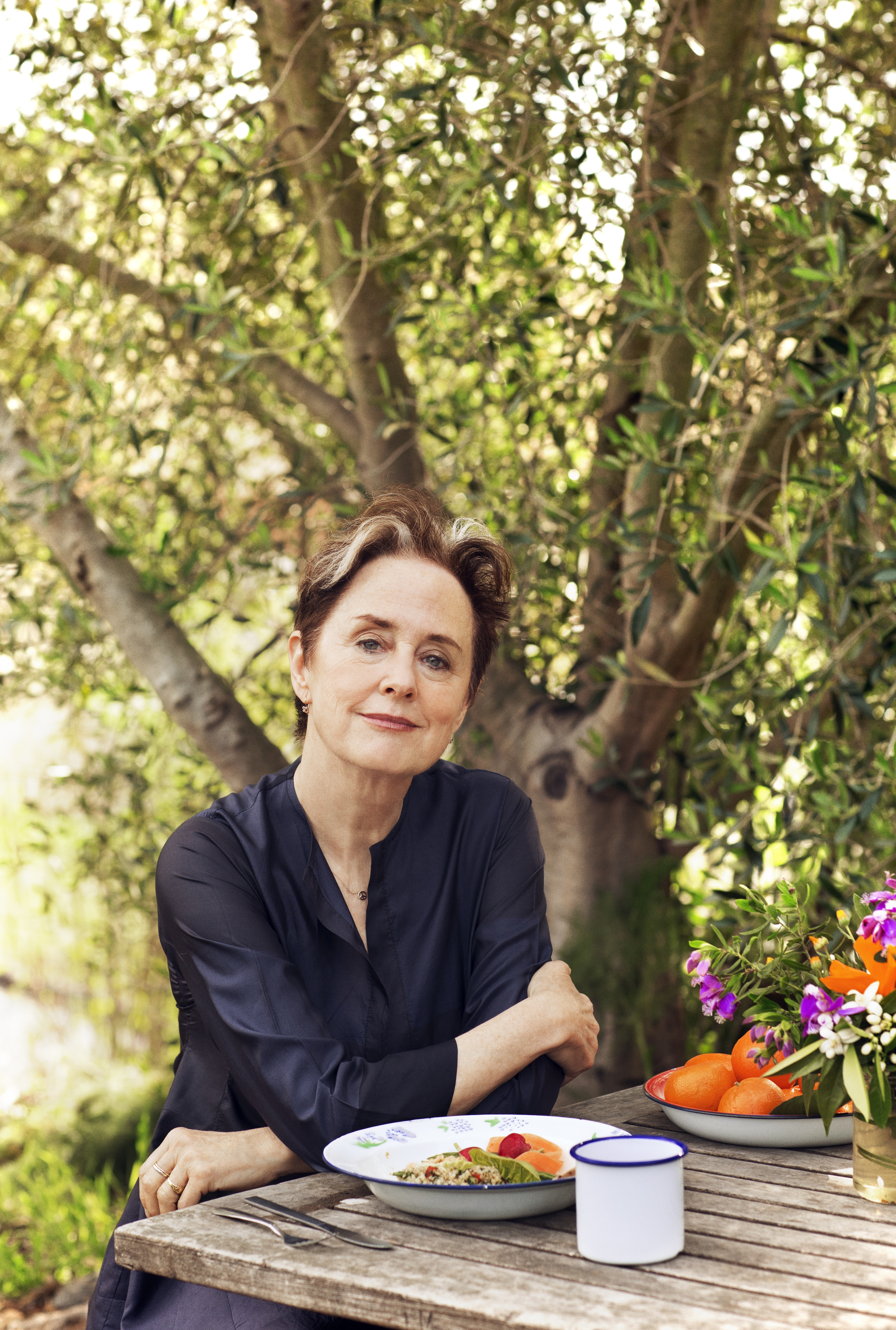 a research on slow food international and alice waters The making of a counterculture cook  of slow food international and the  food, welcome and comfort how alice waters managed to.