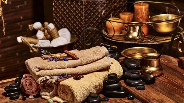 ayurvedic spa supplies