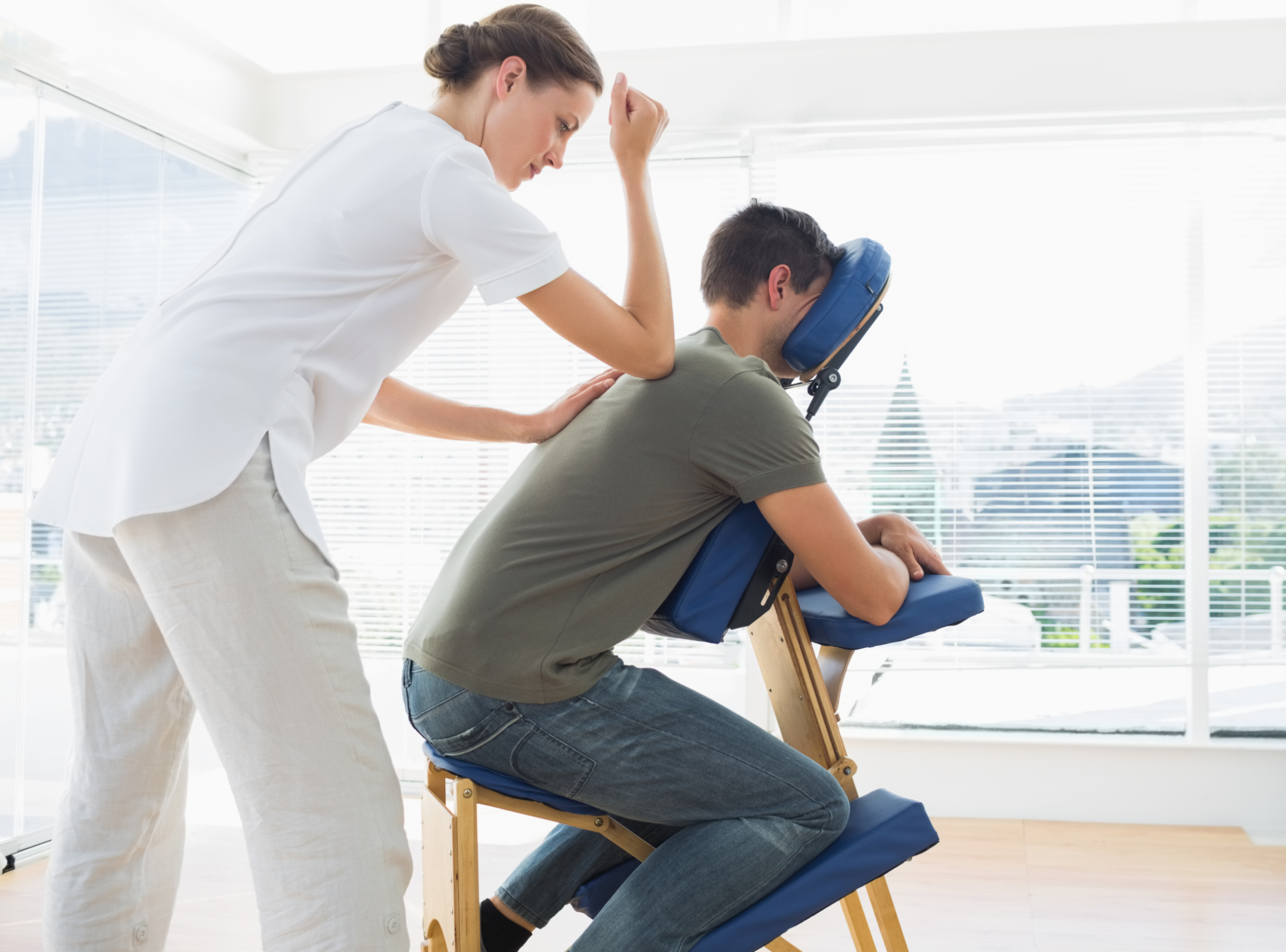 From Chair To Table Convert Your Chair Massage Clients