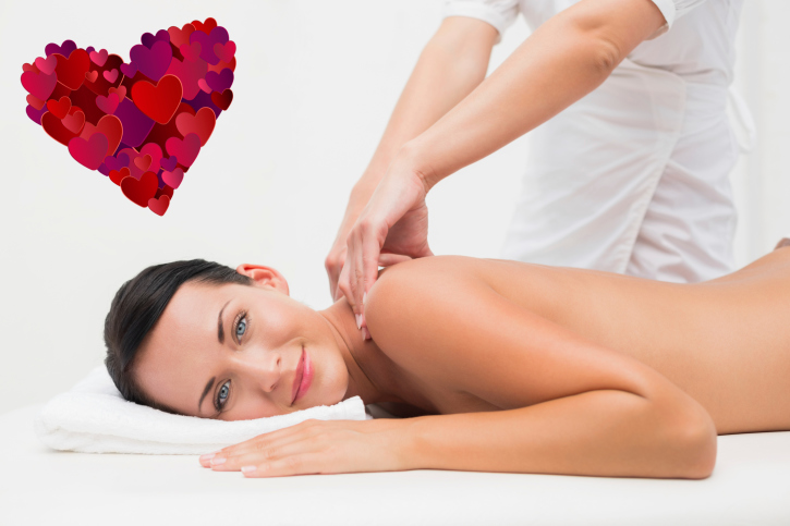 "Chocolates are lovely, and a romantic card is nice—but nothing says, ""I truly care for you and your health"" like the gift of massage therapy."