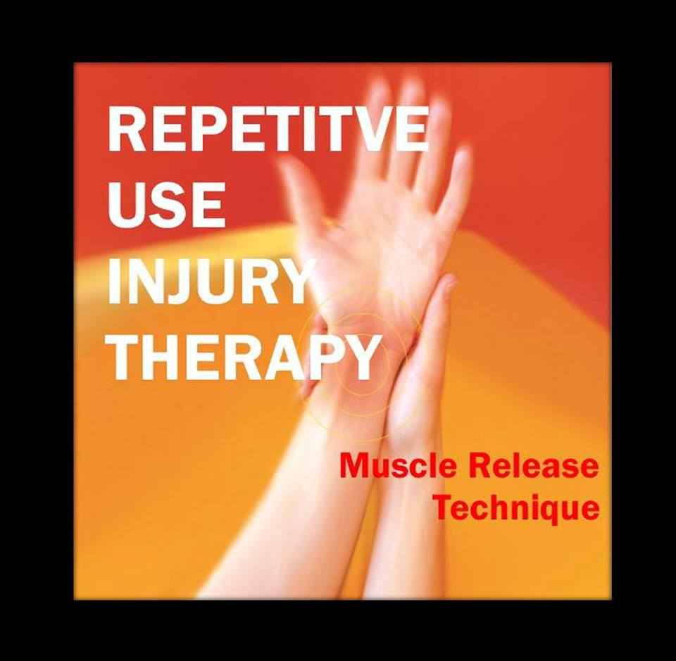 repetitive use injury therapy