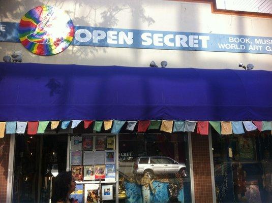 Open Secret for Facebook