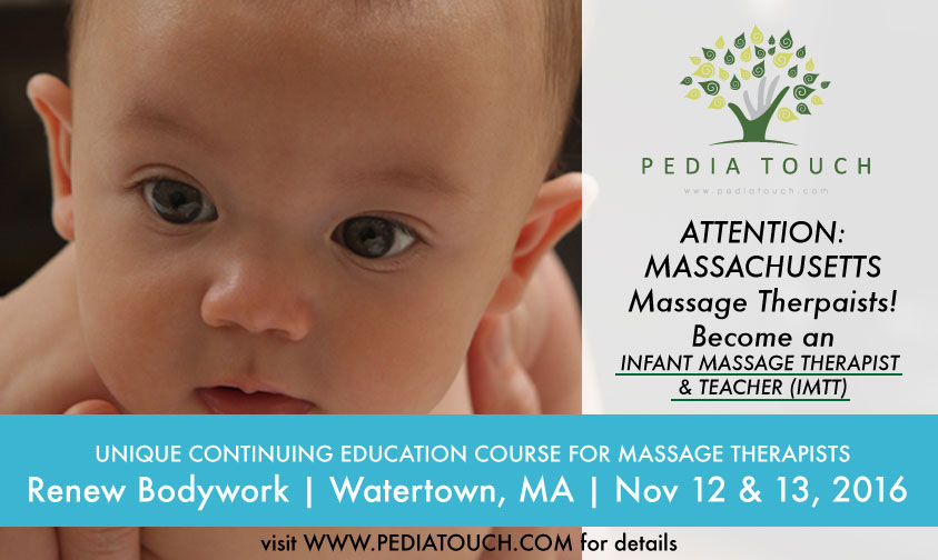 massage for babies