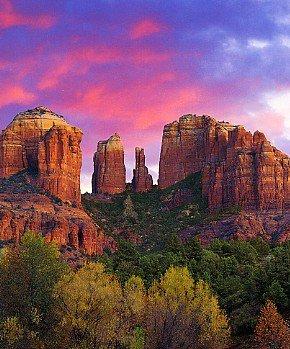 sedona_purple_mountains