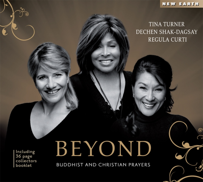 New Earth Records Announces the Release of 'BEYOND: Buddhist and Christian Prayers', MASSAGE Magazine