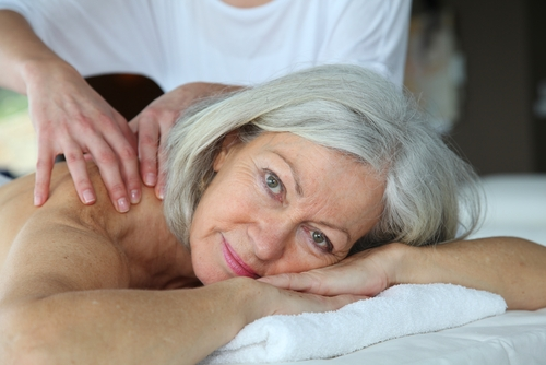 Stone Massage and the Elderly, MASSAGE Magazine