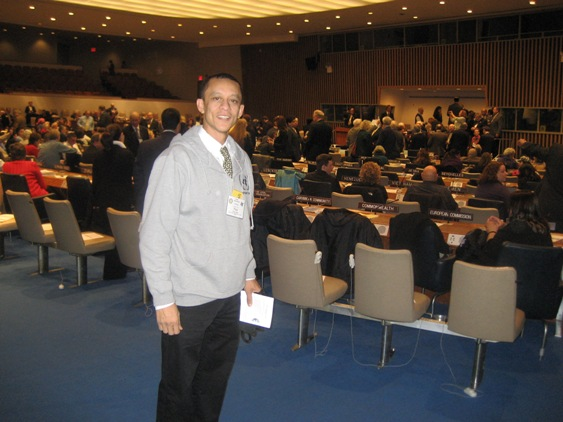 Paul Lewis, Rotary International Invites Massage Therapist Paul Lewis to United Nations Day, MASSAGE Magazine Press Releases