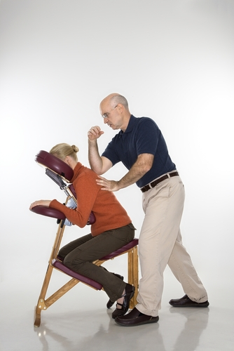 How To Avoid Injury As You Transport Your On-Site Chair or Table,  and Richard W. Goggins, MASSAGE Magazine Self-Care Tip