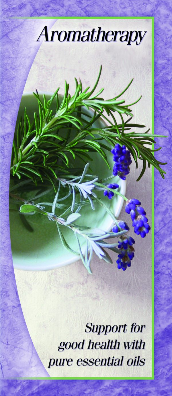 Aromatherapy brochure