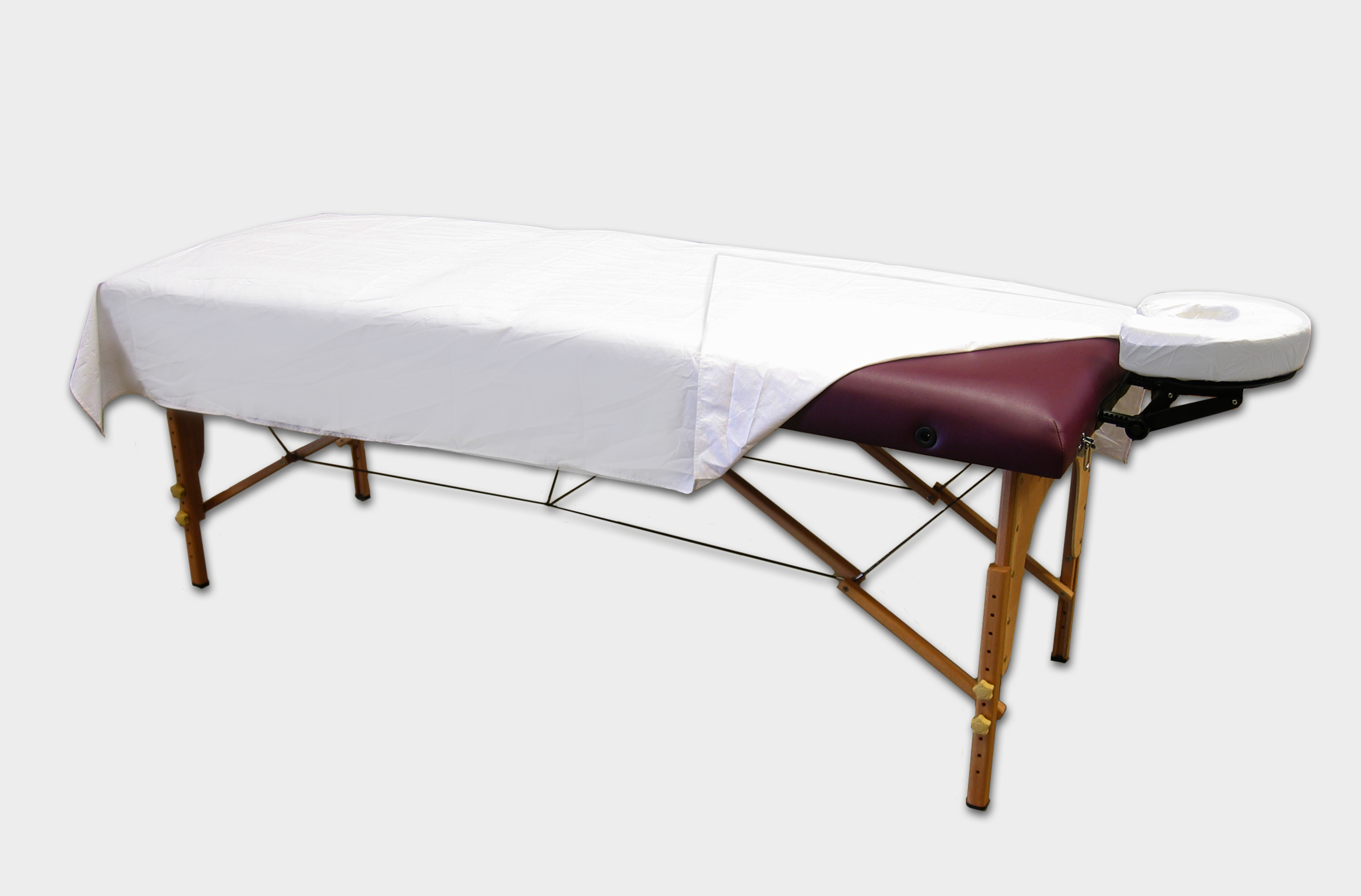 Onetouch Massage Table Sheet Set 2 Flat Sheets 1 Face Cradle
