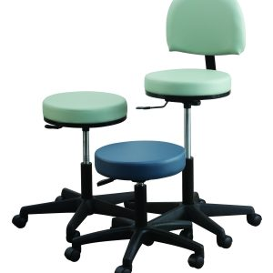 Premium Adjustable Height Swivel Stools