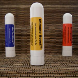 Immune Boost Personal Aromatherapy Inhaler
