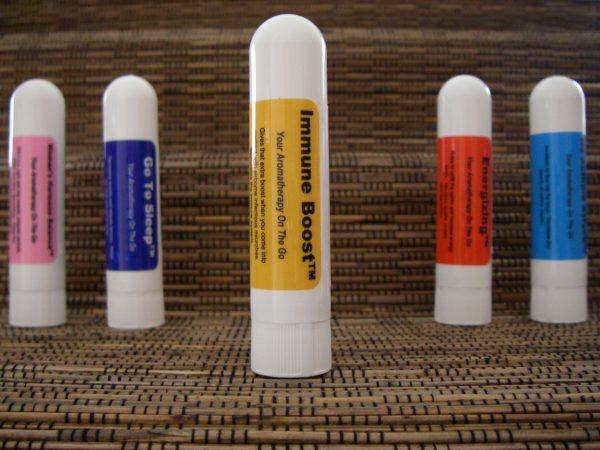 Immune Boost Personal Aromatherapy Inhaler
