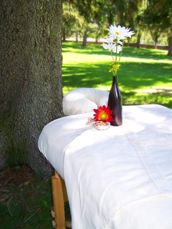 Comfort Flannel Massage Sheet Set