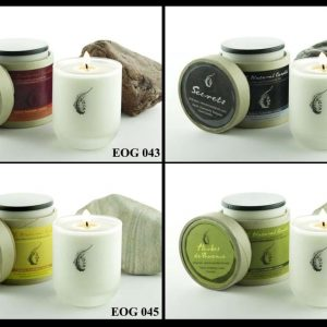 Aromatherapy 100% Soy Candles