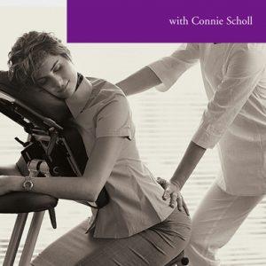 Chair Massage DVD with Connie Scholl