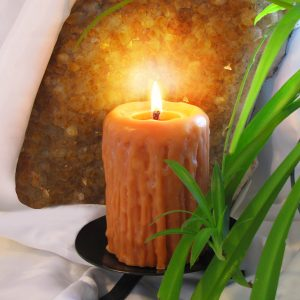 Pheylonian Beeswax Candles