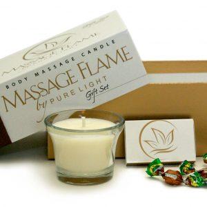 Massage Flame Gift Set