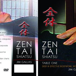 Zen Tai Shiatsu, Table 1