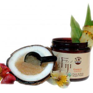 Pineapple Coconut Sugar Polish