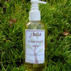 All Natural Massage Oil - Private Label