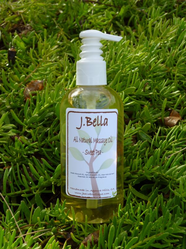 All Natural Massage Oil - Private Label
