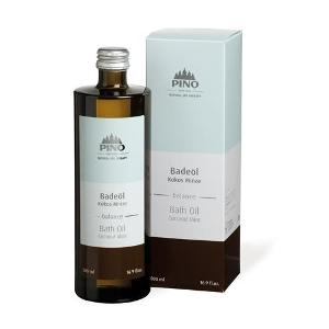 Coconut mint bath oil