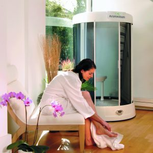 AromaSteam Portable Steam Sauna