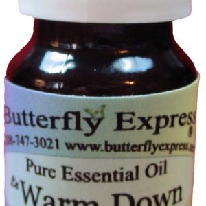 Warm Down - Essential Oil