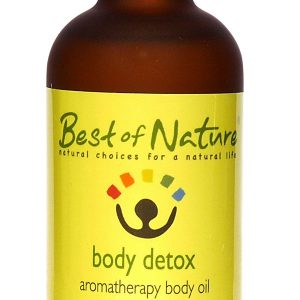 Body Detox Aromatherapy Body Oil