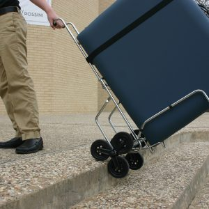 EZ Lift Table Cart