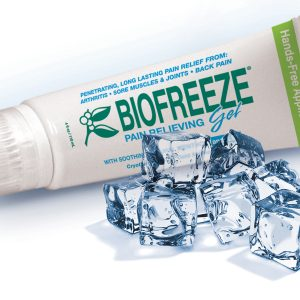 BioFreeze - 4 oz Tube with Hands Free Applicator