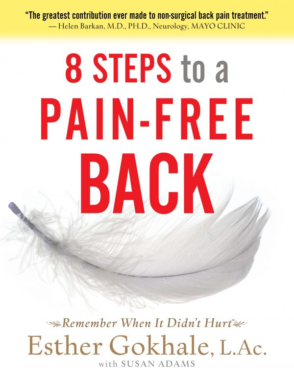 8 Steps to a Pain Free Back