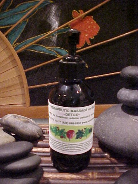Aroma-Detox Body Oil