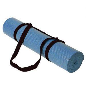 """Yoga Mat 1/4"""" Blue"""