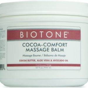 Cocoa-Comfort Massage Balm