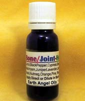 Bone and Joint Relief Essential Oil Blend