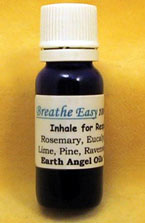 Breathe Easy Respiratory Essential Oil Blend