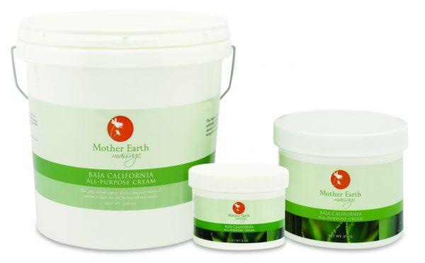 Baja California All-Purpose Massage Cream