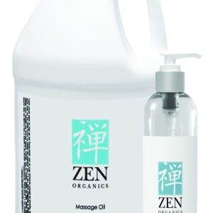 Zen Organics Massage Oil