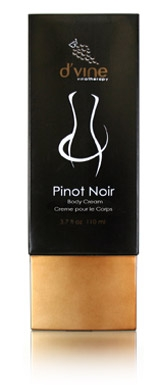 Pinot Noir Body Cream