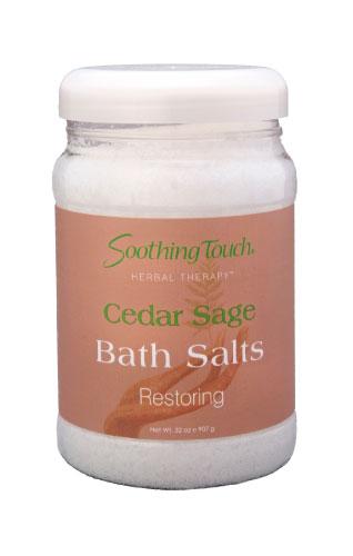 Cedar Sage Bath Salt