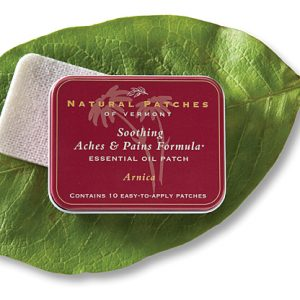 Arnica Essential oil aromatherapy body patches