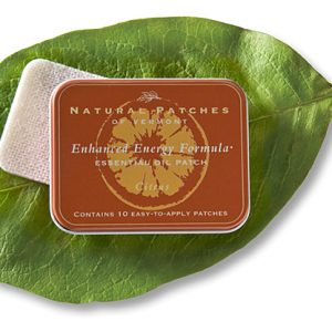 Citrus Fusion Essential Oil Aromatherapy Body Patch
